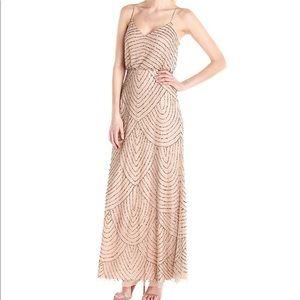 Adrianna Papell Art Deco Dress